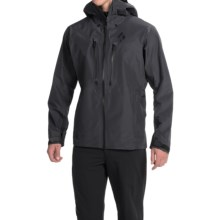 Black Diamond Equipment Sharp End Gore-Tex® Jacket - Waterproof (For Men) in Smoke - Closeouts