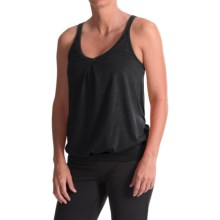 Black Diamond Equipment Sheer Lunacy Tank Top (For Women) in Black - Closeouts