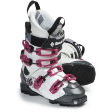 Black Diamond Equipment Shiva AT Ski Boots - Dynafit Compatible (For Women) in White - Closeouts