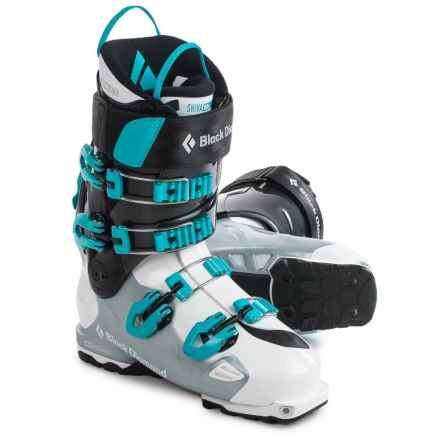 Black Diamond Equipment Shiva MX 110 Ski Boots (For Women) in Bluebird - Closeouts