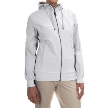 Black Diamond Equipment Sinestra Hoodie - Full Zip (For Women) in Aluminum - Closeouts