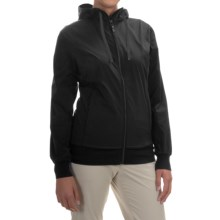 Black Diamond Equipment Sinestra Hoodie - Full Zip (For Women) in Black - Closeouts