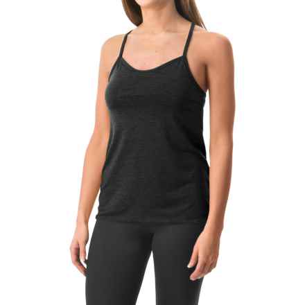 Black Diamond Equipment Sister Superior Tank Top - Built-In Bra (For Women) in Black - Closeouts