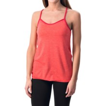 Black Diamond Equipment Sister Superior Tank Top - Built-In Bra (For Women) in Coral - Closeouts