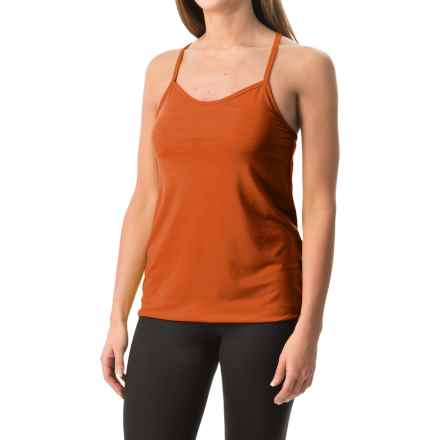 Black Diamond Equipment Sister Superior Tank Top - Built-In Bra (For Women) in Dawn - Closeouts
