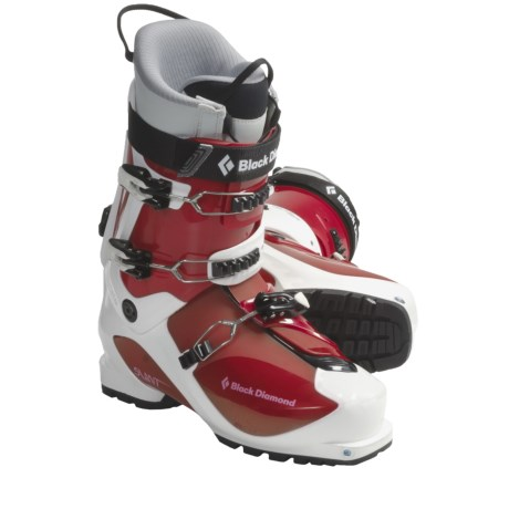 Black Diamond Equipment Slant AT Ski Boots - Dynafit Compatible (For Men) in Formula One