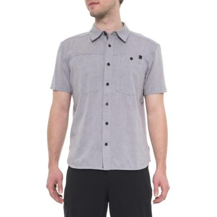 e766434a99371a Black Diamond Equipment Slate Chambray Modernist Shirt - Short Sleeve (For  Men) in Slate