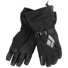 Black Diamond Equipment Soloist Gloves - Waterproof, Insulated (For Men) in Black - Closeouts