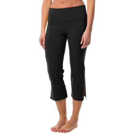Black Diamond Equipment Southern Sun Capris (For Women) in Black - Closeouts