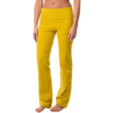 Black Diamond Equipment Southern Sun Pants (For Women) in Ochre - Closeouts