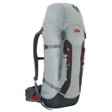 Black Diamond Equipment Speed 40 Backpack - Internal Frame in Vapor Grey - Closeouts