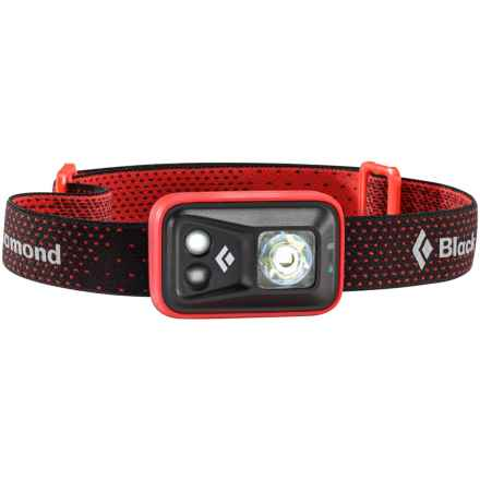 Black Diamond Equipment Spot Headlamp - 200 Lumens in Torch - Closeouts