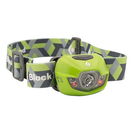 Black Diamond Equipment Spot Headlamp in Lime Green