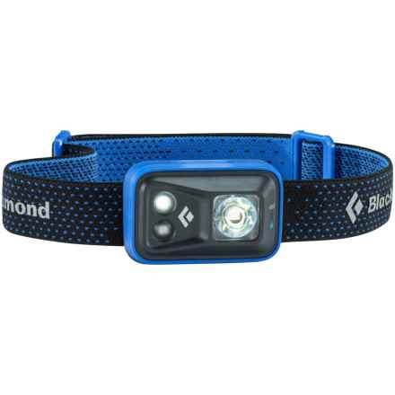 Black Diamond Equipment Spot Headlamp in Powell Blue - Closeouts