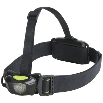 Black Diamond Equipment Sprinter LED Headlamp in Black