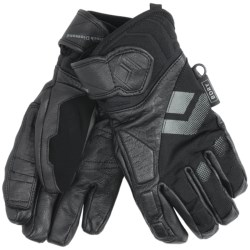 Black Diamond Equipment Spy Gloves - Waterproof (For Women) in Black