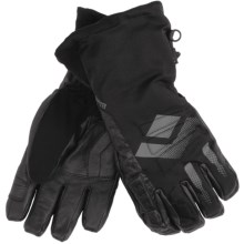 Black Diamond Equipment Squad Gore-Tex® XCR® Gloves - Waterproof, Insulated (For Men) in Black - Closeouts