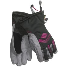 Black Diamond Equipment Squad Gore-Tex® XCR® Gloves - Waterproof, Insulated (For Women) in Berry - Closeouts