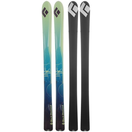 Black Diamond Equipment Starlet Skis - Alpine in See Photo