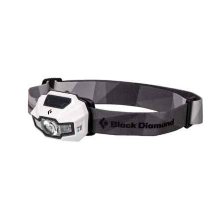 Black Diamond Equipment Storm Headlamp - Waterproof, 160 Lumens in Ultra White - Closeouts