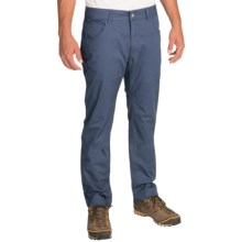 Black Diamond Equipment Stretch Font Pants (For Men) in Indigo - Closeouts