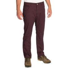 Black Diamond Equipment Stretch Font Pants (For Men) in Port - Closeouts