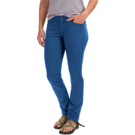 Black Diamond Equipment Stretch Font Pants (For Women) in Denim - Closeouts