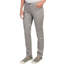 Black Diamond Equipment Stretch Font Pants (For Women) in Nickel - Closeouts