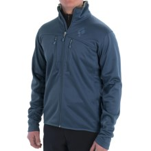 Black Diamond Equipment Tangent Polartec® Wind Pro® Jacket (For Men) in Azurite - Closeouts