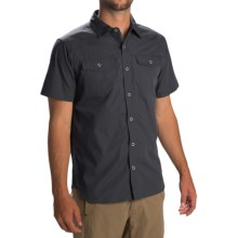 Black Diamond Equipment Technician Shirt - Short Sleeve (For Men) in Black - Closeouts