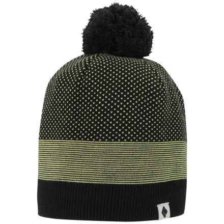 Black Diamond Equipment Tim Beanie - Wool Blend (For Men and Women) in Lemon - Closeouts