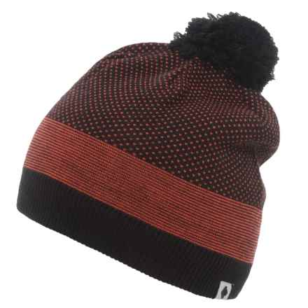 Black Diamond Equipment Tim Beanie - Wool Blend (For Men and Women) in Octane - Closeouts