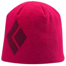 Black Diamond Equipment Torre Beanie Hat (For Men and Women) in Holly Berry - Closeouts