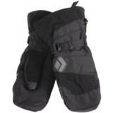 Black Diamond Equipment Torrent Gore-Tex® XCR® Mittens - 3-in-1, Waterproof (For Men)