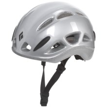 Black Diamond Equipment Tracer Climbing Helmet (For Men and Women) in White Fade - Closeouts
