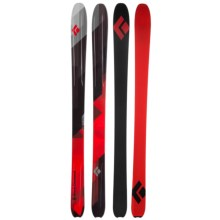 Black Diamond Equipment Verdict Alpine Skis in See Photo - Closeouts