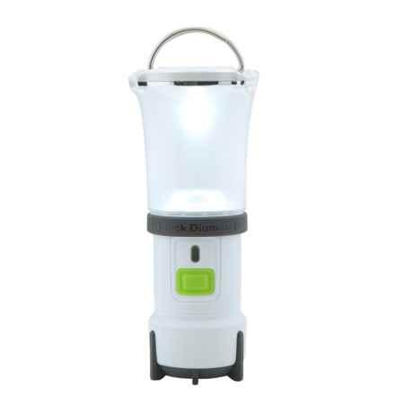 Black Diamond Equipment Voyager Lantern - 75 Lumens in Ultra White - Closeouts