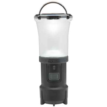 Black Diamond Equipment Voyager Lantern in Matte Black - Closeouts