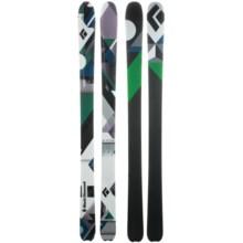Black Diamond Equipment Warrant Skis - Alpine in See Photo - Closeouts