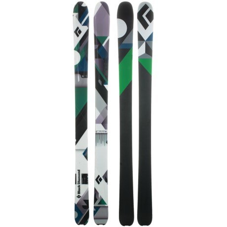 Black Diamond Equipment Warrant Skis - Alpine in See Photo