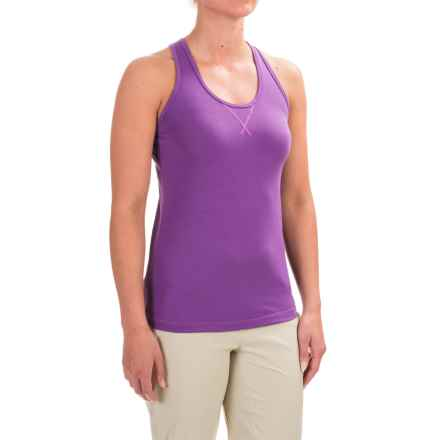Black Diamond Equipment Warrior Tank Top (For Women) in Dusk - Closeouts