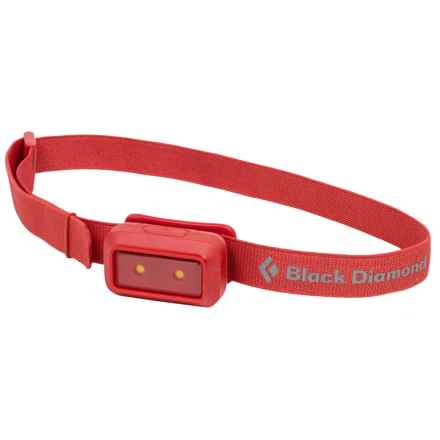 Black Diamond Equipment Wiz LED Headlamp - 30 Lumens in Coral Pink - 2nds