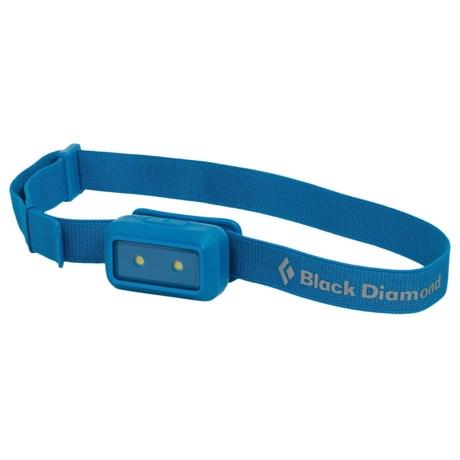 Black Diamond Equipment Wiz LED Headlamp - 30 Lumens in Graphite