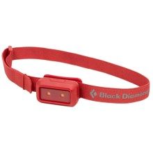 Black Diamond Equipment Wiz LED Headlamp in Coral Pink - 2nds