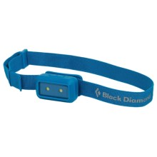 Black Diamond Equipment Wiz LED Headlamp in Electric Blue - 2nds