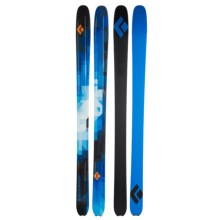Black Diamond Equipment Zealot Alpine Skis in See Photo - Closeouts
