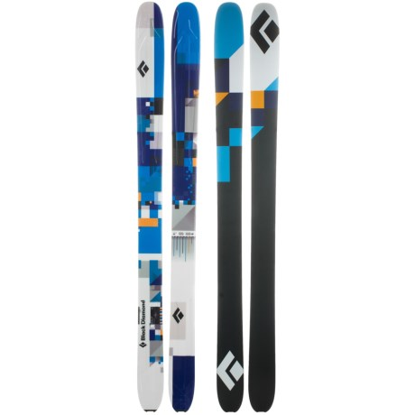 Black Diamond Equipment Zealot Skis in See Photo