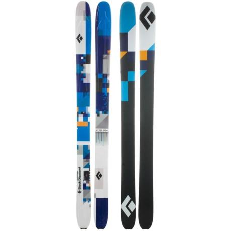 Black Diamond Equipment Zealot Skis in See Photo