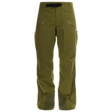 Black Diamond Equipment Zone Gore-Tex® Ski Pants - Waterproof, Insulated (For Women) in Sage - Closeouts