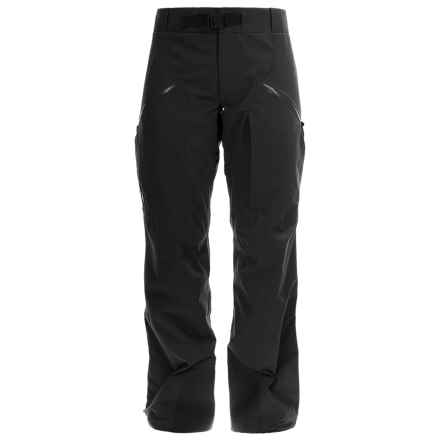 Black Diamond Equipment Zone Gore-Tex® Ski Pants - Waterproof, Insulated (For Women) in Smoke - Closeouts